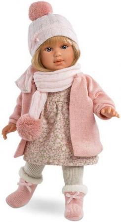 Кукла Llorens Мартина 40 см 54016 кукла мартина 40 см