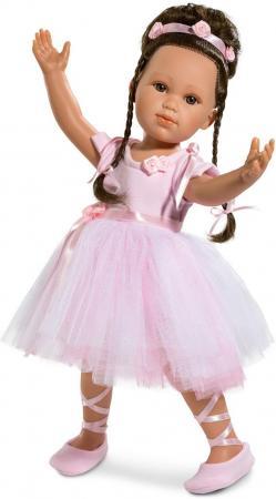 Кукла балерина Ольга 42 см llorens кукла балерина валерия 28 см llorens