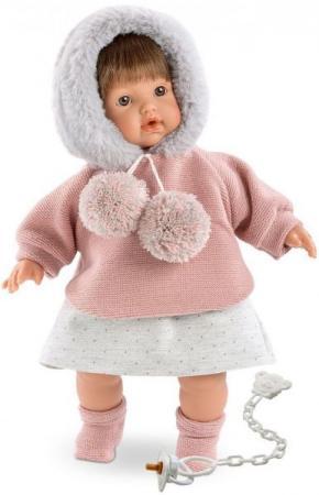 Кукла Айсель 33 см со звуком llorens кукла 48 см llorens