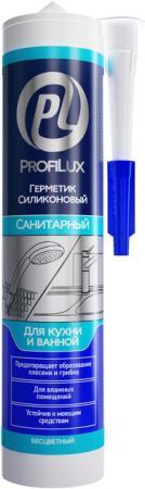 Герметик силиконовый PROFILUX CSS684STR санитарный 300мл бесцветный герметик силиконовый зубр 41245 5