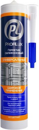 Герметик силиконовый PROFILUX CSS684TR универсальный 300мл бесцветный стоимость