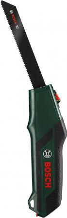 Ножовка BOSCH 2.607.017.199 рукоятка для сабельных пилок + 2 пилки лобзиковые пилки bosch set 10шт 2 607 010 148
