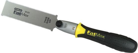 Мини-ножовка STANLEY FatMax 0-20-331 чисторежущая с полотном с двумя режущими кромками цена и фото