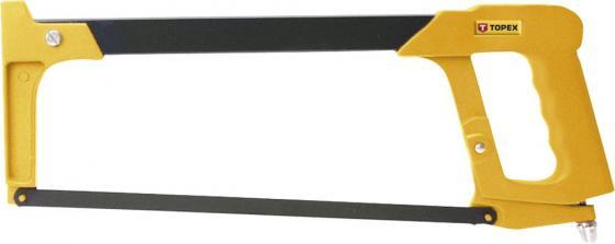 Ножовка TOPEX 10A135 по металлу 300мм ножовка по металлу archimedes 90667