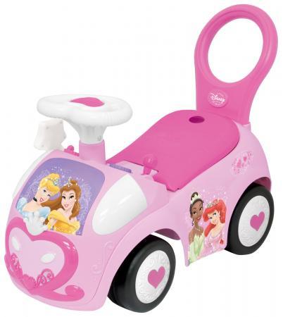 Каталка-машинка Kiddieland Волшебная Принцесса пластик от 18 месяцев на колесах розовый KID 043935veg контейнер для торта emsa superline с охлаждающим элементом цвет голубой 2 л