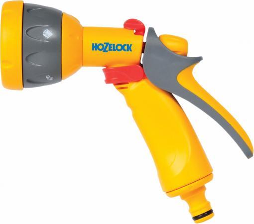 Пистолет-распылитель HOZELOCK 2676 Multi Spray Пять типов распыления пистолет hozelock 2676 multi spray