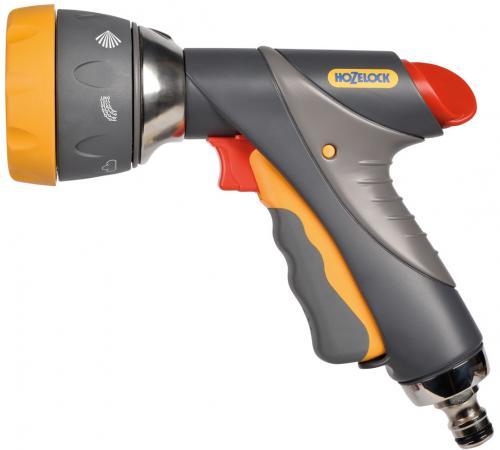 Пистолет-распылитель HOZELOCK 2694 Mutli Spray Pro блокировка курка, 7 режимов полива