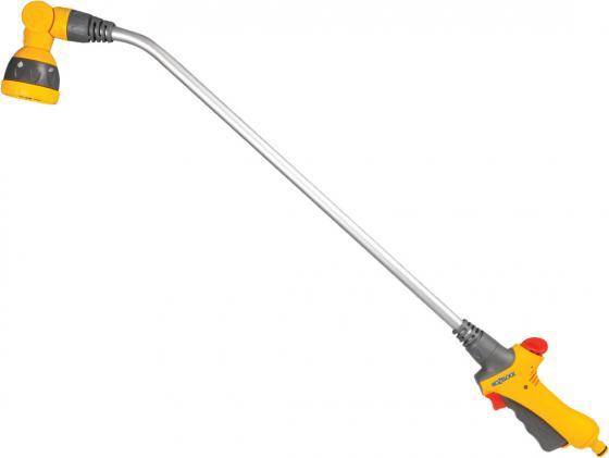 Распылитель HOZELOCK 2697 Lance Spray Plus 90 на штанге, Регулируемый на 180 гр. угол головки дождеватель hozelock plus 2972