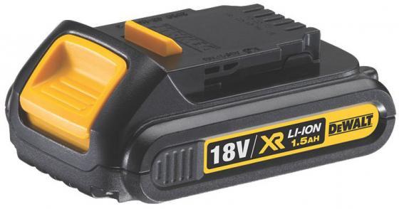 Аккумулятор DeWALT DCB181 18.0В 1.5Ач LiION цена