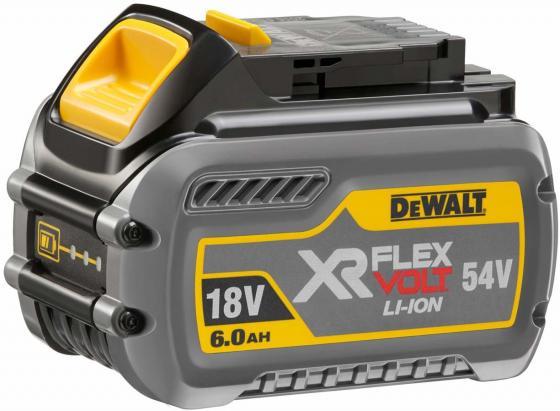 Аккумулятор DEWALT DCB546-XJ 18В 6Ач li-ion flexvolt аккумулятор dewalt 18в 5ач li ion xr серия dcb184