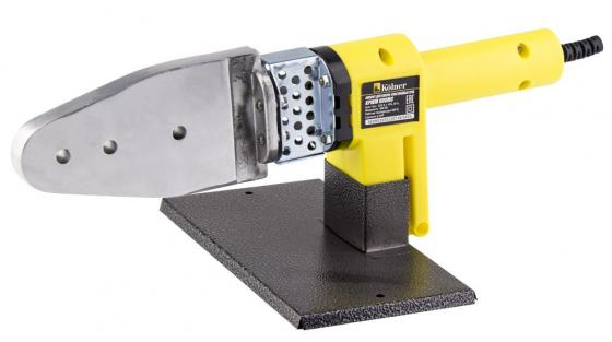 Аппарат для сварки пластиковых труб KOLNER 800 МC 800Вт 300°C насадки 20/25/32мм кейс ножовка kolner khs 300