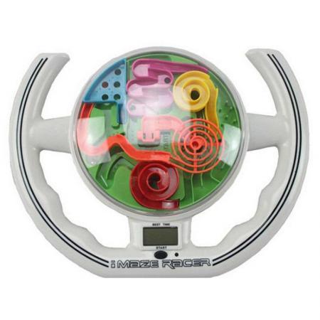 Игра-головоломка Kakadu Гоночный лабиринт с дисплеем от 6 лет