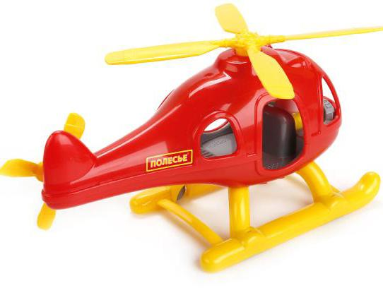 Вертолет Полесье 67654 20 шт разноцветный