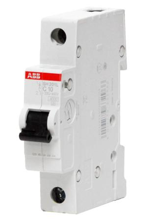 Автомат ABB SH201L C20 1-полюсной автомат abb s203 c32