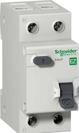 Выключатель автоматический диф. Schneider Electric EASY9 АВДТ 1П+Н 16А 30мА C AC 2DIN 2пол. drillpro keyless chuck plug adapter drill bit converter 1 4 hex shank power new in good quality free shipping
