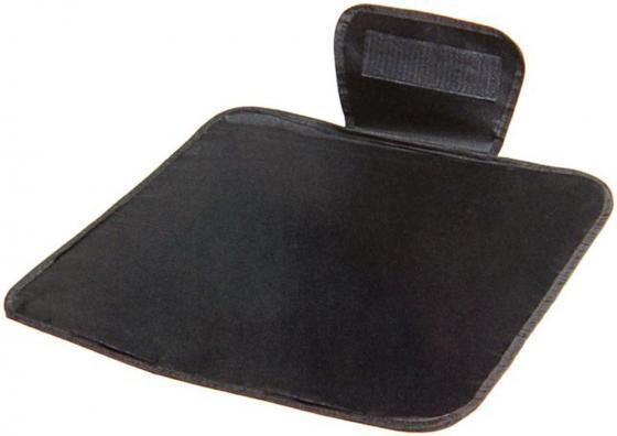Накидка AIRLINE AO-CS-21 защитная под детское автокресло цвет черный 46*48см