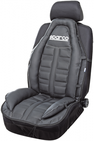 Накидка SPARCO SPC/CUS-010 BK спорт. дизайн экокожа синтепон 1шт. чёрный new hot sale 2016 korean style boy autumn and spring baby boy short sleeve t shirt children fashion tees t shirt ages