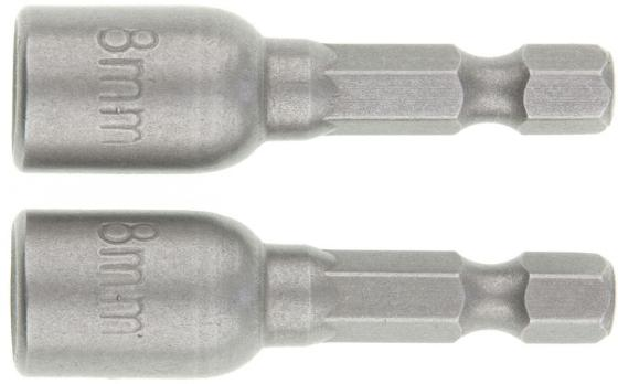 Набор бит MATRIX 11569 биты с торцевыми головками 8мм - 45мм 2 шт цена