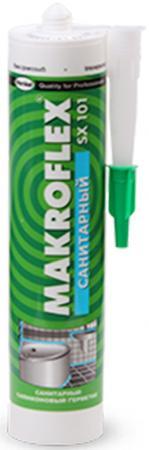 Герметик силиконовый MAKROFLEX SX101 бесцветный (0.29л) герметик силиконовый зубр 41245 5