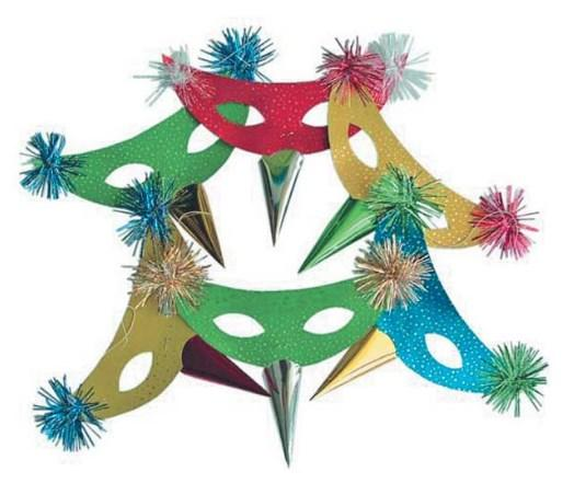 Набор очки карнавальные с носом Winter Wings очки карнавальные с носом
