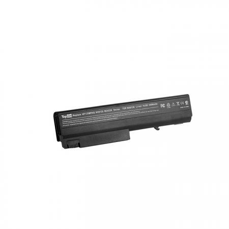 Аккумулятор для ноутбука HP Compaq nc6100, nc6300, nc6400, 6910, nx6105, nx6300 Series 4400мАч 11.1V TopON TOP-NX6120 аккумулятор topon top 6520h 7800mah усиленный for hp compaq 540 541 6520s 6530s 6531s 6535s