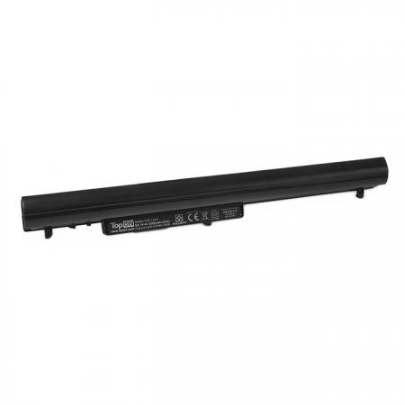 Аккумулятор для ноутбука HP Pavilion SleekBook 14, 14t, 15, 15-b, 15z, Chromebook 14 Series. 14.4V 2200mAh 32Wh. 695192-001, HSTNN-YB4D TOP-LA04 laptop lcd back cover screen for hp for envy 15 15 j 15 j000 15 j100 lcd front bezel cover 720535 001 b shell front bezel touch