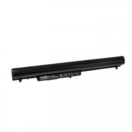 Аккумулятор для ноутбука HP Pavilion SleekBook 14, 15, Chromebook 14 Series. 14.4V 4400mAh 63Wh. VK04, HSTNN-YB4D. TOP-LA044 аккумулятор topon top la04 14 4v 2200mah для hp pavilion sleekbook 14 14t 14z 15 15 b 15t 15z chromebook 14 c000 series