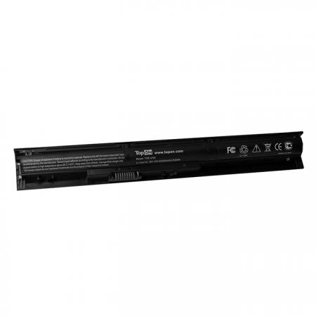Аккумулятор для ноутбука HP 15, 17, Pavilion 15, 17, ProBook 450 G2, 455 G2 Series 2200мАч 14.8V TopON TOP-VI04 free shipping laptop motherboard system board 731534 501 for hp pavilion 15 17 15 e 17 e a4 5000m cpu 731534 001 da0r76mb6d0
