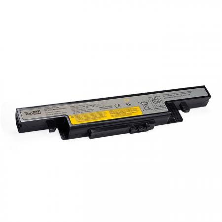 Аккумулятор для ноутбука Lenovo IdeaPad Y490A, Y400, Y400N, Y400P, Y410, Y410N, Y410P, Y490, Y490N, Y490P, Y500, Y500N, Y500P, Y510, Y510A, Y510M, Y510N, Y510P, Y590, Y590N, Y590P Series 4400мАч 10.8V TopON TOP-Y490 original l12l6e01 genuine laptop battery for lenovo ideapad y400 y400n y400p y410 y490 y500 y510 y590 l11s6r01 y510n y510p y590n