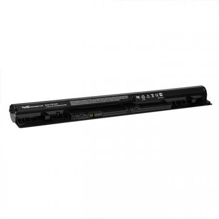 Аккумулятор для ноутбука Lenovo IdeaPad S300, S310, S400, S405, S410, S415 Series 2200мАч 14.8V TopON TOP-S400 аккумулятор для ноутбука lenovo ideapad b40 b50 m4400 n40 v4400 eraser n50 series 2200мач 14 4v topon top v4400 32wh