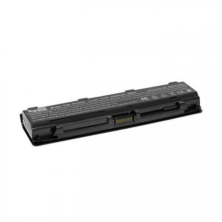 Аккумулятор для ноутбука Toshiba Satellite C50, C840, L875, M800, P800, S855 Series 4400мАч 10.8V TopON TOP-PA5024