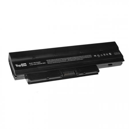 Аккумулятор для ноутбука Toshiba DynaBook MX, N300, N510, Mini NB500, NB505, NB525, NB550D, Satellite T215D, T235D, T230, T235 Series 4400мАч 10.8V TopON TOP-PA3820 клавиатура для ноутбука toshiba tecra r850 series topon top 99940 черный