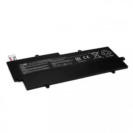 Аккумулятор для ноутбука Toshiba Portege Z830-10F, Z830-10H, Z830-10R, Z830-11F, Z830-A2S, Z830-A4S, Z830-A5S, Z835, Z930-11F, Z930-BRS, Z930-D3S, Z930-DKS, Z930-DLS, Z930-DMS, Z930-E4S, Z930-E6S, Z930-E7S, Z930-F2S, Z930-G1S, Z930-K9S, Z930-KJS, Z930-KKS, Z935 Series 3000мАч 14.8V TopON TOP-PA501 new for toshiba portege z30 b1310 z30 b1320 13 3 laptop keyboard us backlight