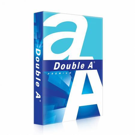 Бумага DOUBLE A, А5, белизна 175%CIE, 80 г/м, 500 л, эвкалипт/R single rod double acting pneumatic cylinder cdj2b16 80