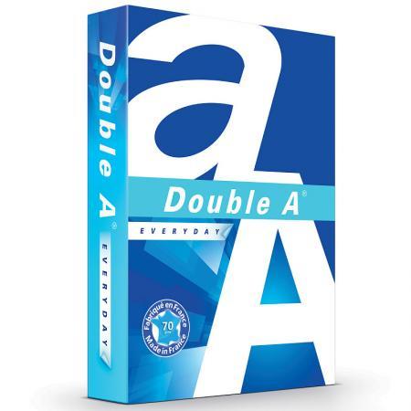 Бумага DOUBLE A, А4, белизна 175%CIE, 70 г/м, 500 л, эвкалипт/R бумага double a a4 80g m2 500 листов a