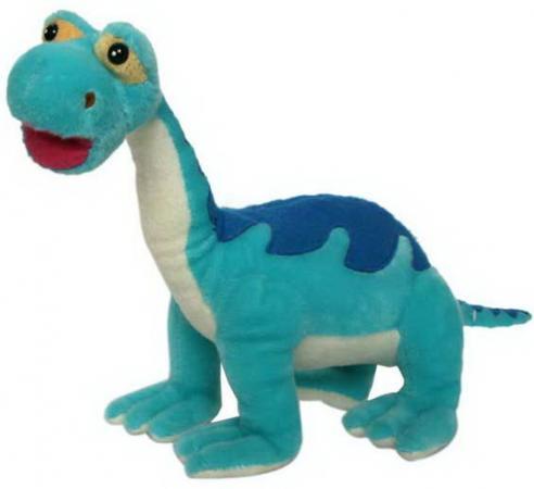 Мягкая игрушка дракон Winter Wings 30 см синий полиэстер huppa костюм winter 200 120 гр синий принт синий