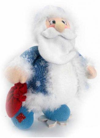 Мягкая игрушка дед мороз Winter Wings 35 см текстиль цена 2017