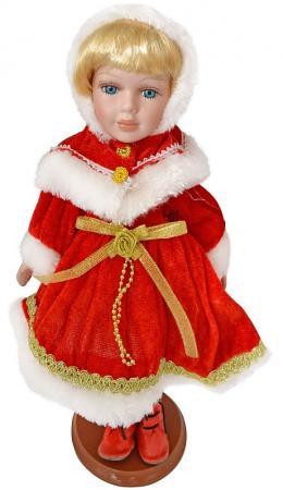 {1} кукла Winter Wings Игрушка СНЕГУРОЧКА, 30 см. пластик, полиэстр|5 30 см пластик полиэстер игрушка снегурочка 30 см пластик полиэстр 4