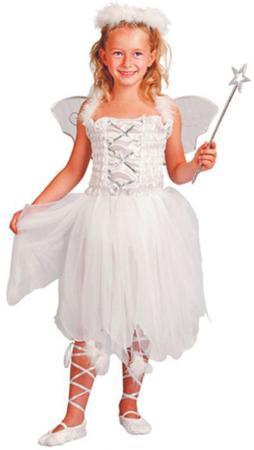 Карнавальный костюм Winter Wings Ангел N02115 до 10 лет