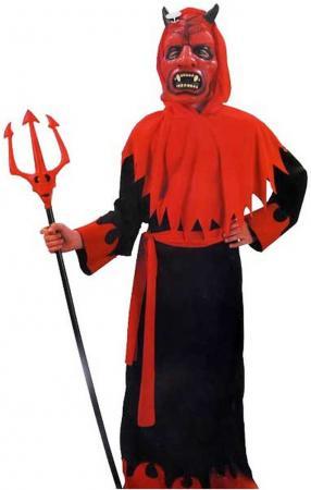 Карнавальный костюм Winter Wings Дьявол N02195 до 14 лет