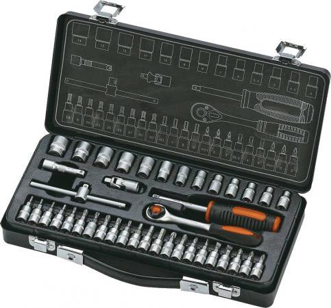цена Набор инструментов КРАТОН TS-13 1/4 40 пр. 330х160х60 мм 2.33кг онлайн в 2017 году