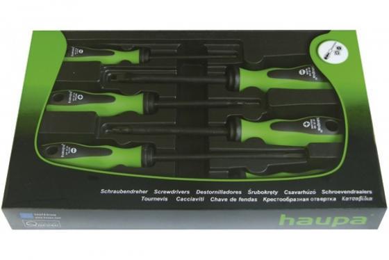 Набор ключей HAUPA 101510 торцовые, 5-13мм, 7 предметов профессиональный набор инструментов 20 предметов haupa 220168