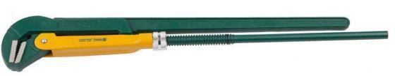 Ключ KRAFTOOL 2734-30_z01 трубный тип panzer-l прямые губки cr-v сталь 3 /670мм ключ трубный кобальт 647 437 2 500 мм рычажный тип l cr v