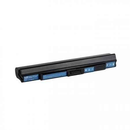 Аккумулятор для ноутбука Acer Aspire One 521, 531, 531h, 751, 751h, 752 Series 4400мАч 11.1V TopON TOP-751 аккумулятор для ноутбука acer aspire 2930 4230 4310 4520 4710 4740 series 4400мач 11 1v topon top ac4710