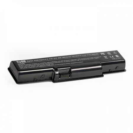 Аккумулятор для ноутбука Acer Aspire 2930, 4230, 4310, 4520, 4710, 4740 Series. 11.1V 4400mAh 49Wh. AK.006BT.025, AS07A31. аккумулятор acer aspire 4310 4710 4520 4920 as07a31 pitatel 4000 5200 mah bt 001 d nb 999