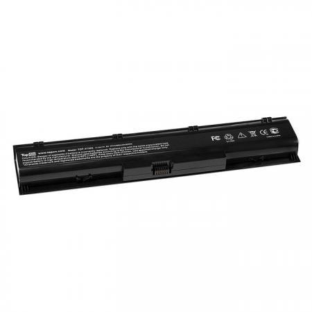 Аккумулятор для ноутбука HP Probook 4730s, 4740s Series 4400мАч 14.8V TopON TOP-4730S аккумулятор для ноутбука asus p31 p41 u31 u41 x35 series 4400мач 14 4v topon top asu31