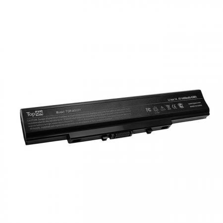 Аккумулятор для ноутбука Asus P31, P41, U31, U41, X35 Series 4400мАч 14.4V TopON TOP-ASU31 клавиатура topon top 100317 для asus x401 x401a x401u black