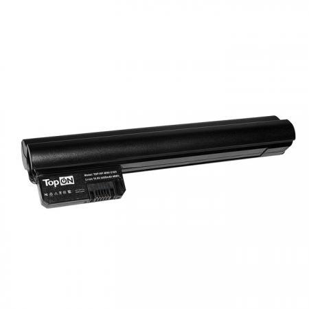 Аккумулятор для ноутбука HP Mini 210, 210-1000, 2102, CQ20 Series 4400мАч 10.8V TopON TOP-HP-MINI-210H цена