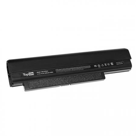 цена на Аккумулятор для ноутбука HP Pavilion dv2, dv2-1000, dv2-1100 Series 4400мАч 10.8V TopON TOP-HPDV2