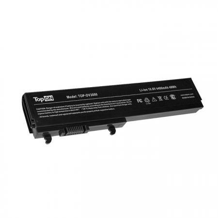 Фото - Аккумулятор для ноутбука HP Pavilion dv3000, dv3500 Series 4400мАч 10.8V TopON TOP-DV3000 аккумулятор